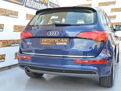 usado Audi Q5 2.0 Tdi 150cv Ultra S Line Edition 5p. -16