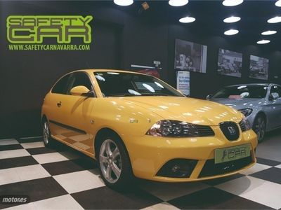 begagnad Seat Ibiza 1.4 16v 100cv Reference