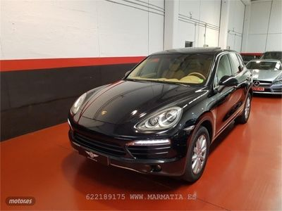 used Porsche Cayenne 3.6 MANUAL*TECHO*