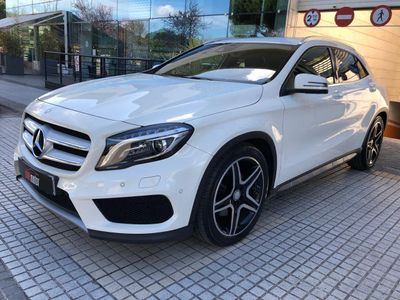 used Mercedes GLA220 CDI AMG Line 7G-DCT