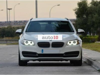 usado BMW 520 d Touring Luxury 184cv . SÓLO 49000 KMS!!!
