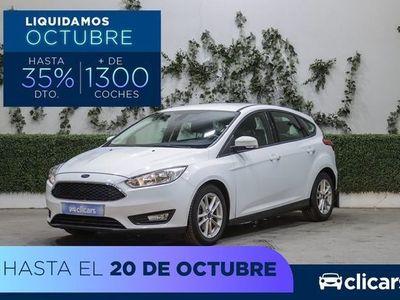 usado Ford Focus 1.5 TDCi E6 88kW (120CV) Trend