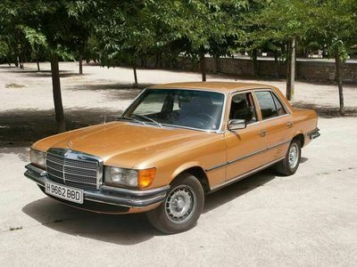 usado Mercedes 350 SE W116 1975