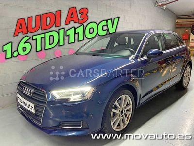 usado Audi A3 1.6 TDi 110cv Design 5p 5p