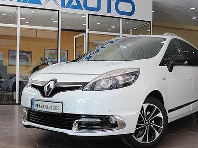 usado Renault Scénic Grand 1.6dCi eco2 Energy Bose 7pl.