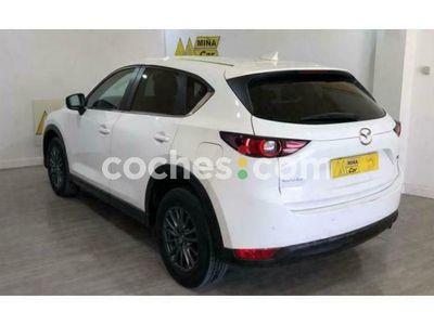 usado Mazda CX-5 Cx-52.2 Skyactiv-d Origin 2wd 110kw 150 cv en Malaga