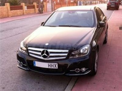 usado Mercedes C220 Clase CCdi Blue Efficiency Avantgarde 4p. -12