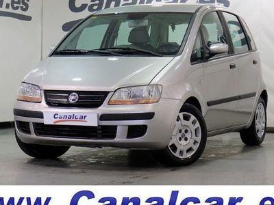 usado Fiat Idea 1.3Mjt 16v Dynamic Plus