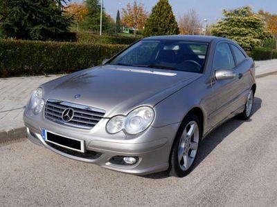 usado Mercedes C220 Sportcoupé CDI Sport Edition