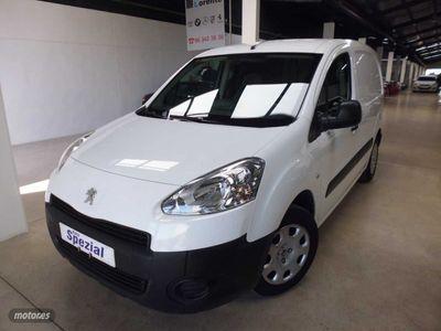 usado Peugeot Partner Furgon Confort L1 1.6 BlueHDi 75