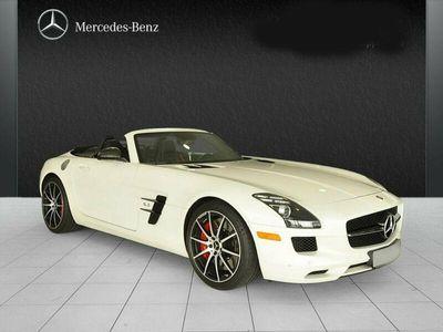 usado Mercedes SLS AMG GT Roadster,AMG Zierteile Carbon,Carbon