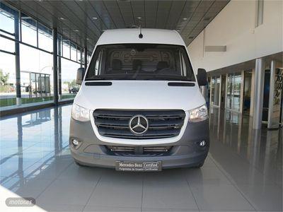 usado Mercedes Sprinter 314 CDI MEDIO 3.5T T. ALTO