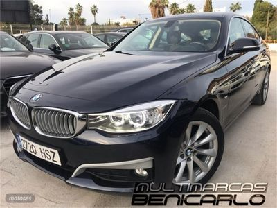 usado BMW 320 Gran Turismo Serie3 F34 Modern desde 325 euros/mes