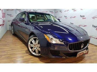 usado Maserati Quattroporte 3.0 V6 Diésel GranLusso Automático