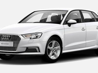 usado Audi A3 Sportback e-tron S line 40 e-tron 150 kW (204 CV) S tronic Híbrido Electro/Gasolina Blanco matriculado el 08/2020