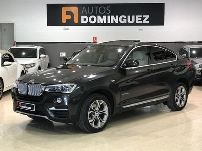second-hand BMW X4 xDrive 20dA 190 CV X-LINE***TECHO SOLAR***