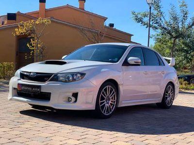 usado Subaru WRX STI Sedán