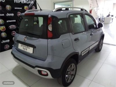 usado Fiat Panda Cross 0.9 66kW 90CV TwinAir 4x4