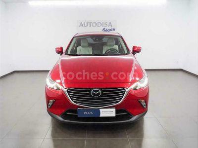usado Mazda CX-3 Cx-31.5d Luxury Awd 105 cv en Valencia