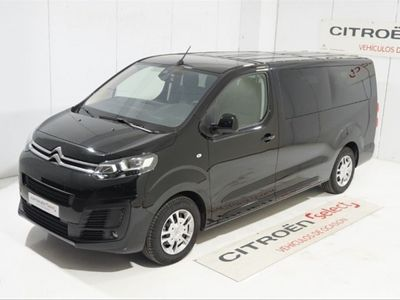 usado Citroën Spacetourer Talla XL BlueHDi 88KW 120CV Business