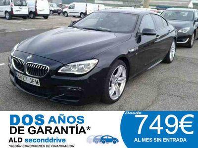 usado BMW 640 640 d Gran Coupe 230kW (313CV)