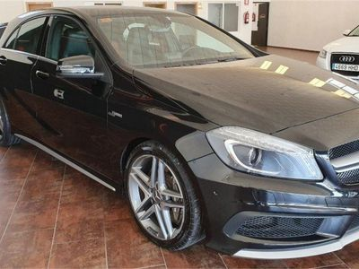 used Mercedes A45 AMG Clase A4Matic
