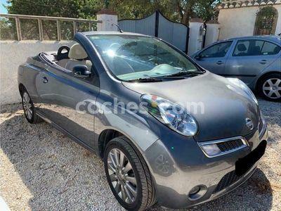 usado Nissan Micra C+C 1.4i Tekna 88 cv en Malaga