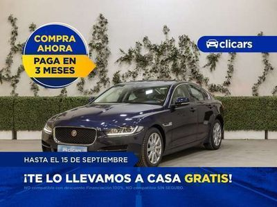 usado Jaguar XE 2.0 Diesel 132kW Pure Auto AWD