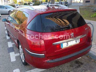 usado Peugeot 407 2.0hdi St Confort Pack Aut.6 136 cv en Valencia