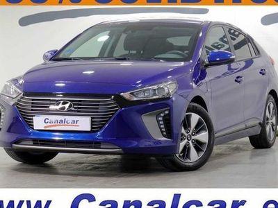 usado Hyundai Ioniq 1.6 GDI PHEV Klass DCT 141CV