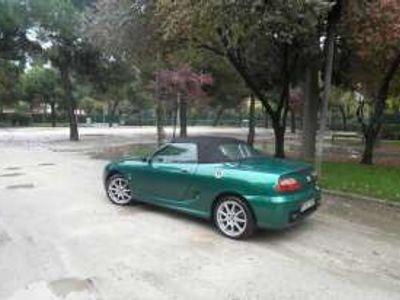 usado MG TF Gasolina