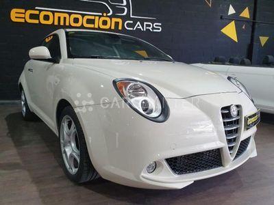 usado Alfa Romeo MiTo 1.6 JTDm 120 CV Distinctive 3p