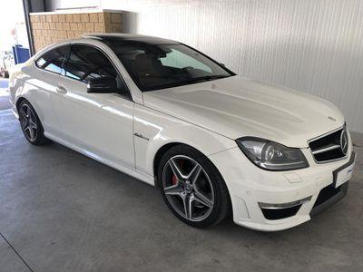 gebraucht Mercedes C63 AMG AMG Clase Coupé C204 Coupé 7G Plus