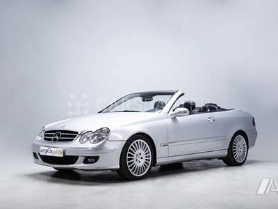 usado Mercedes CLK320 CABRIO CDI AVANTGARDE