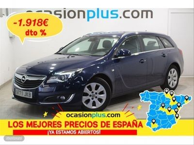 usado Opel Insignia ST 1.6 CDTI SS ecoFLEX 136 CV Business