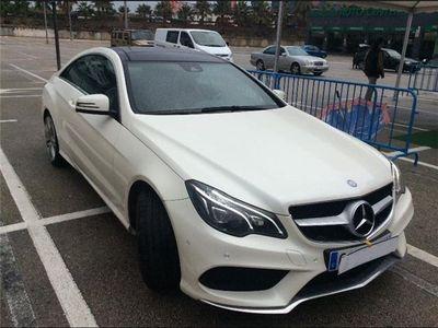 usado Mercedes E250 Coupé CDI 7G Plus (0.00)