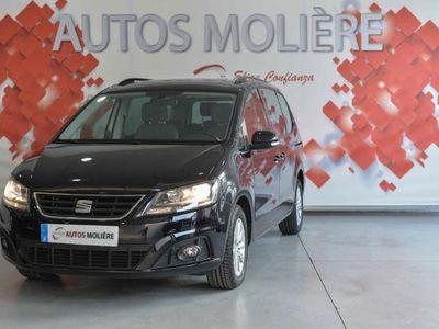 usado Seat Alhambra 2.0TDI CR S&S Style DSG 150 cv . AUTOMÁTICA.