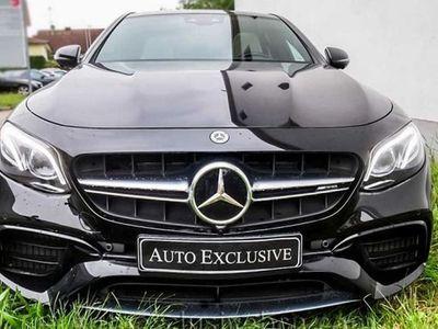usado Mercedes S63 AMG Clase E AMG4Matic+ 9G-Tronic