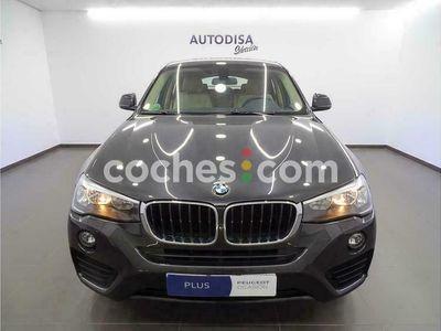 usado BMW X4 Xdrive 20da 190 cv en Valencia