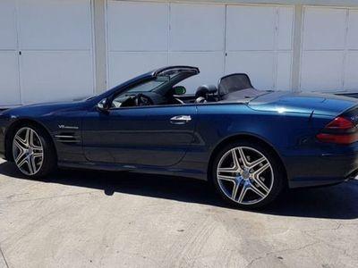 usado Mercedes SL55 AMG ClaseAMG Aut.