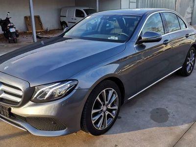 usado Mercedes E350 Clase