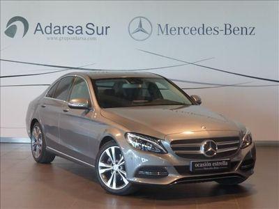 usado Mercedes 220 Clase C CLASED 7G PLUS
