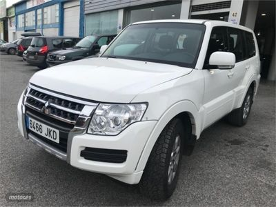 used Mitsubishi Montero 3.2 DID Spirit