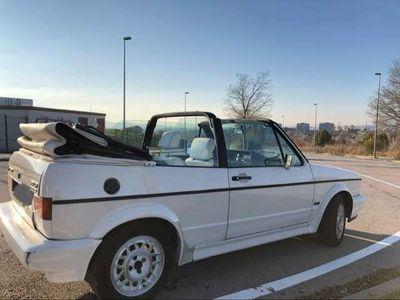 usado VW Golf Cabriolet 1.8 GLI/Quartet