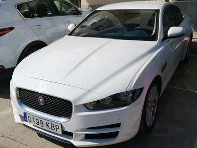usado Jaguar XE 2.0 Diesel Portfolio Aut. 180