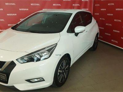 brugt Nissan Micra 1.0G 52 kW 70 CV E6C Acenta