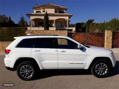 used Jeep Grand Cherokee 3.0 V6 Diesel Laredo 190 CV