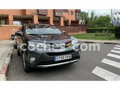 usado Toyota RAV4 Rav-42.2d-4d Active 4x4 150 cv en Madrid