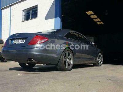 usado Mercedes CL500 Clase ClAut. 388 cv en Sevilla