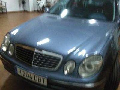 usado Mercedes E270 ClaseCDI Avantgarde